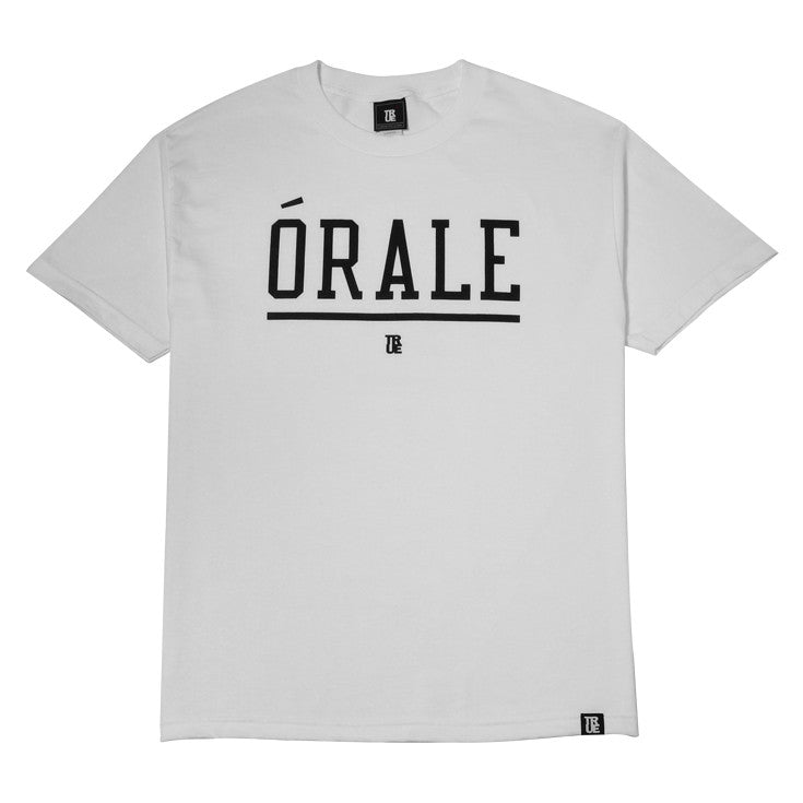 Mens True Orale T-Shirt White