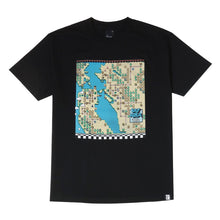 Load image into Gallery viewer, Mens True Overworld T-Shirt Black - Shop True Clothing