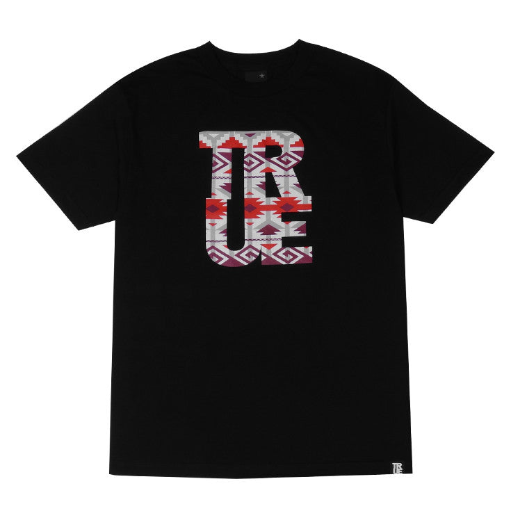 Mens True Patriot T-Shirt Black