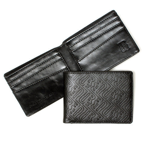 True Pay Me Wallet Black