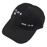 True Charged Up Dad Hat Black