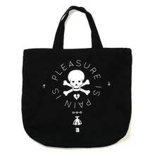 Load image into Gallery viewer, True Pleasure Pain Tote Bag Black - Shop True Clothing