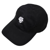 True Rose Dad Hat Black - Shop True Clothing