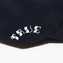 Load image into Gallery viewer, True Rose Dad Hat Navy - Shop True Clothing