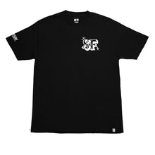 Load image into Gallery viewer, Mens True x Spillions Real Spill T-Shirt Black - Shop True Clothing