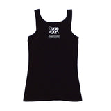 Womens True x Spillions Tank Top Black