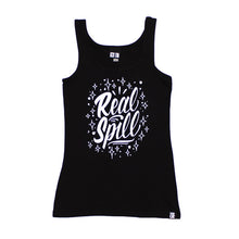 Load image into Gallery viewer, Womens True x Spillions Tank Top Black - Shop True Clothing