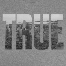 Load image into Gallery viewer, Mens True TRSF T-Shirt Heather Grey - Shop True Clothing