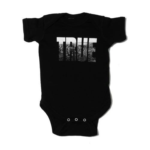 Kids True TRSF One Piece Black - Shop True Clothing