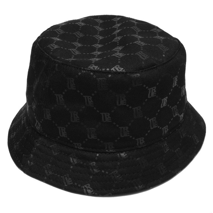 True Trucci Bucket Hat Black