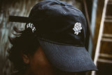 True Rose Dad Hat Black