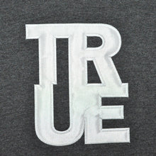 Load image into Gallery viewer, Mens True Logo Hoodie Charcoal - Shop True Clothing