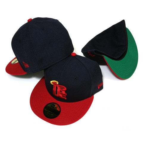 True Logo New Era Fitted Cap Angels - Shop True Clothing