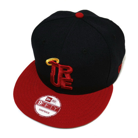 True Logo New Era Snapback Cap Angels - Shop True Clothing