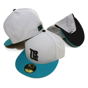 True Logo New Era Fitted Cap Griffey - Shop True Clothing