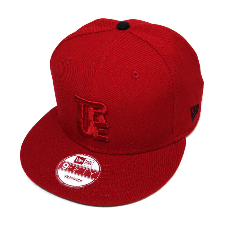 True Logo New Era Snapback Cap Fillmore