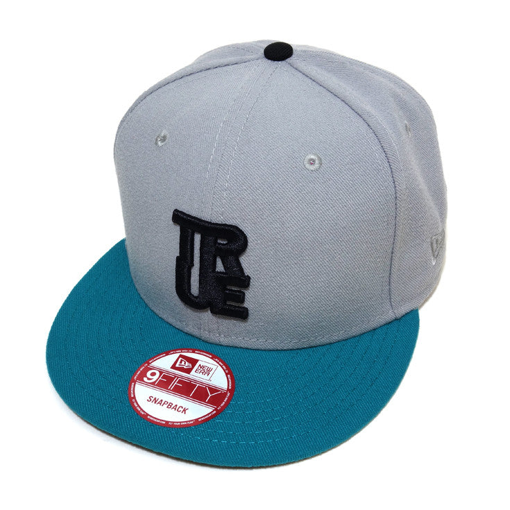 True Logo New Era Snapback Cap Griffey