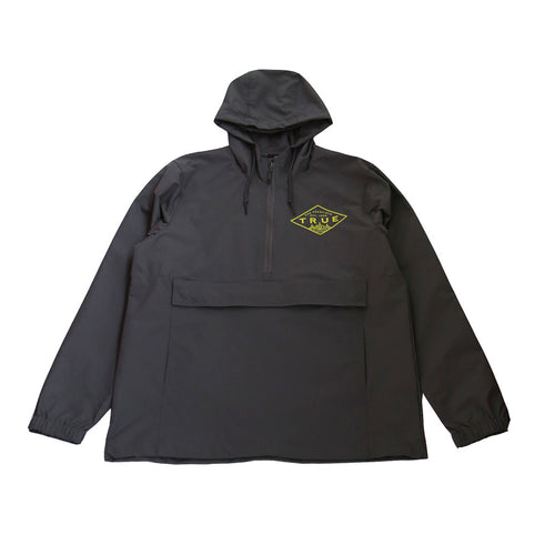 True Mens Established Basic Anorak Grey - Shop True Clothing