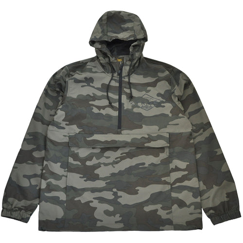 True Mens Established Anorak Camo - Shop True Clothing