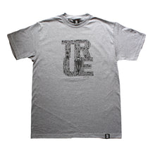 Load image into Gallery viewer, Mens True Fossilsphere T-Shirt Heather Grey