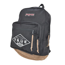 Load image into Gallery viewer, True x Jansport Right Pack Established Basic Backpack, Black - Shop True Clothing