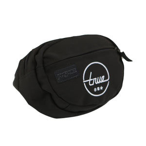 True x JanSport Darkside Fifth Avenue Fanny Pack, Black