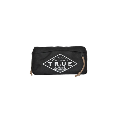 True x Jansport Established Basic Waisted Fanny Pack, Black