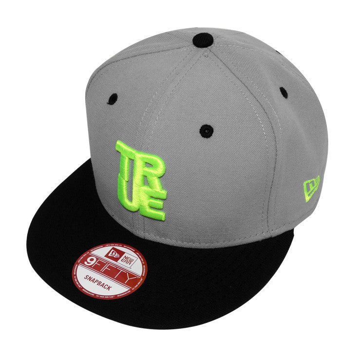 True Logo New Era Snapback Cap AM95