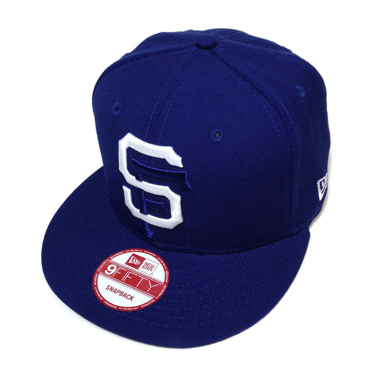 Mister SF x True SFG New Era Snapback Cap Dodgers - Shop True Clothing