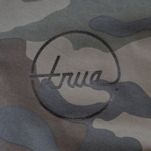 True Mens Nations 2 Anorak Olive Camo