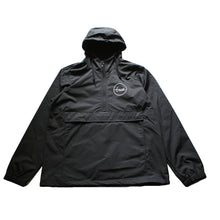 Load image into Gallery viewer, True Mens Nations 2 Anorak Black