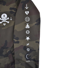 Load image into Gallery viewer, True Mens Pleasure Pain Coaches Jacket Camo - Shop True Clothing