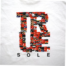 Load image into Gallery viewer, Mens True Sole 3 T-Shirt White