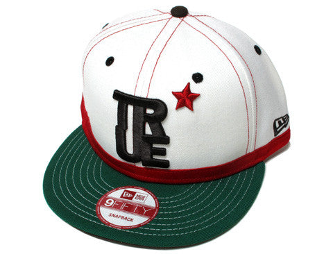 True Logo Star New Era Snapback Cap Cali - Shop True Clothing