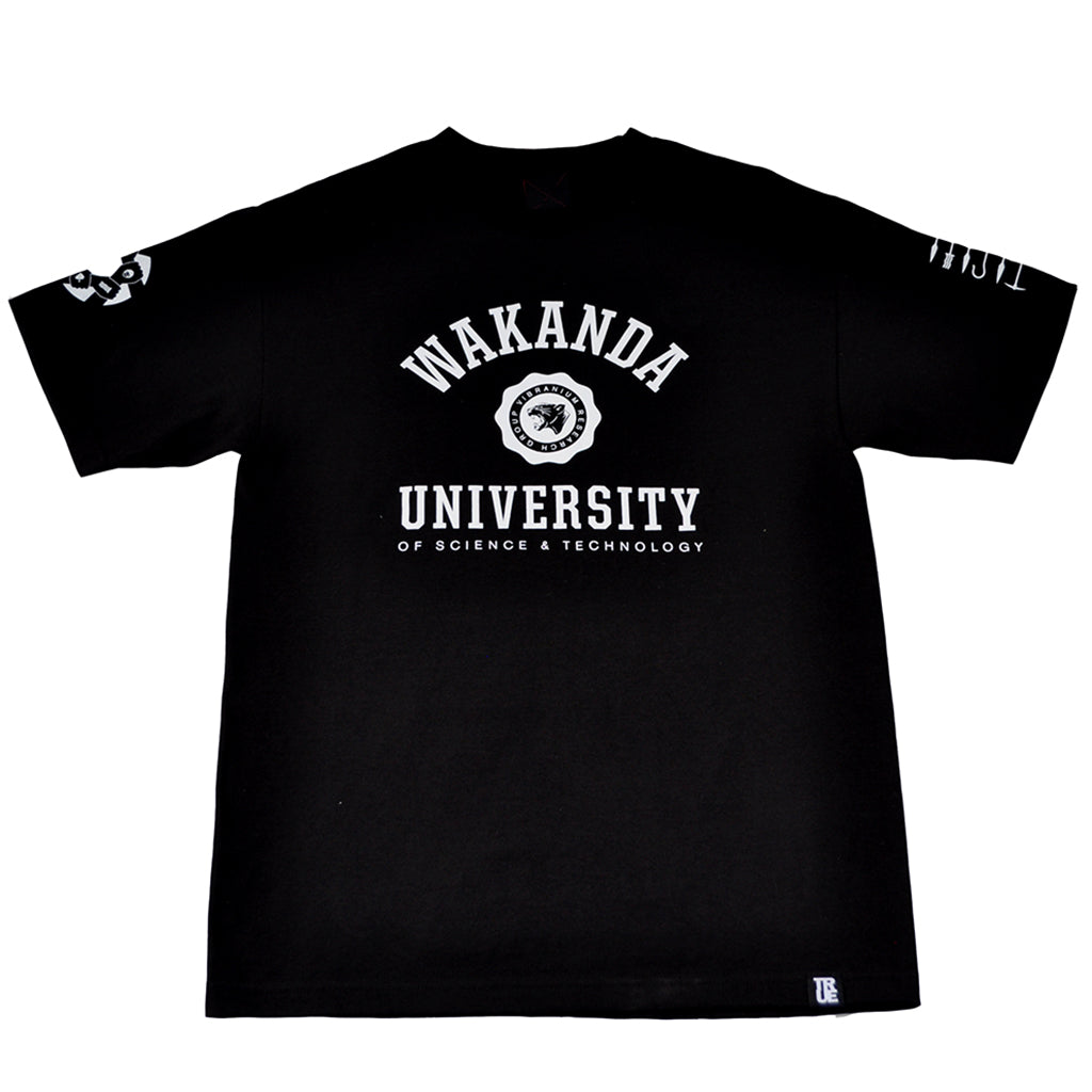 Mens True Wakanda U T-Shirt Black - Shop True Clothing