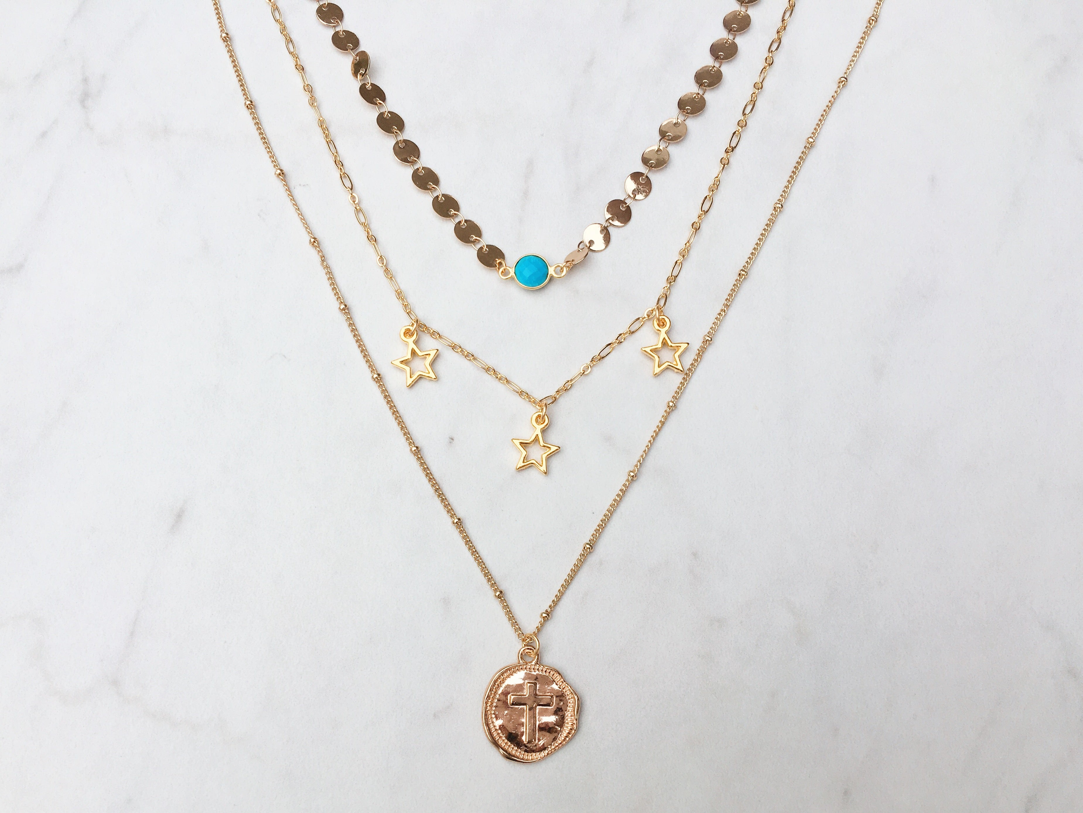 McCall Mitchell x Blissfully Liss Exclusive Necklace Set