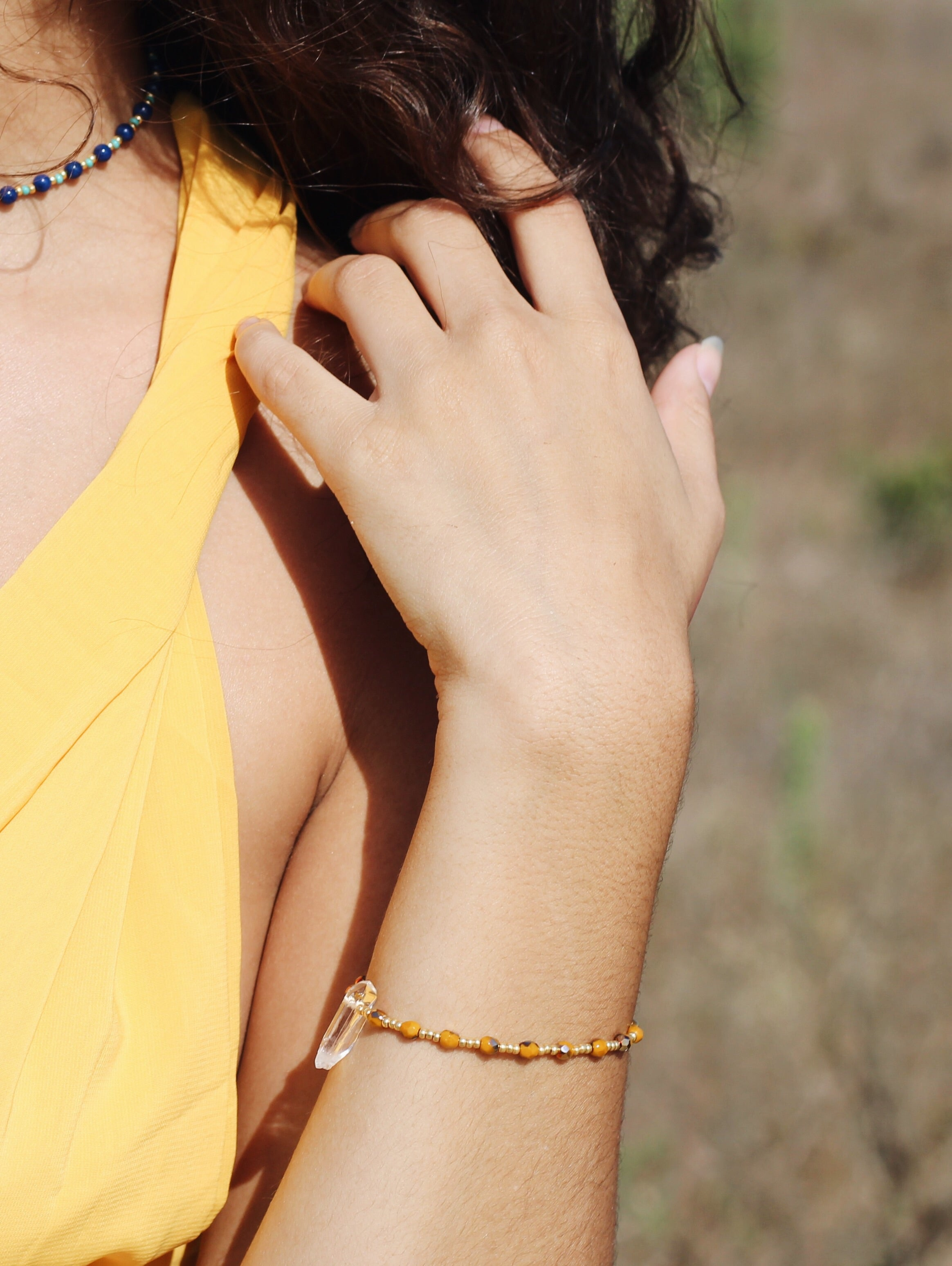 Sunset Blvd Bracelet
