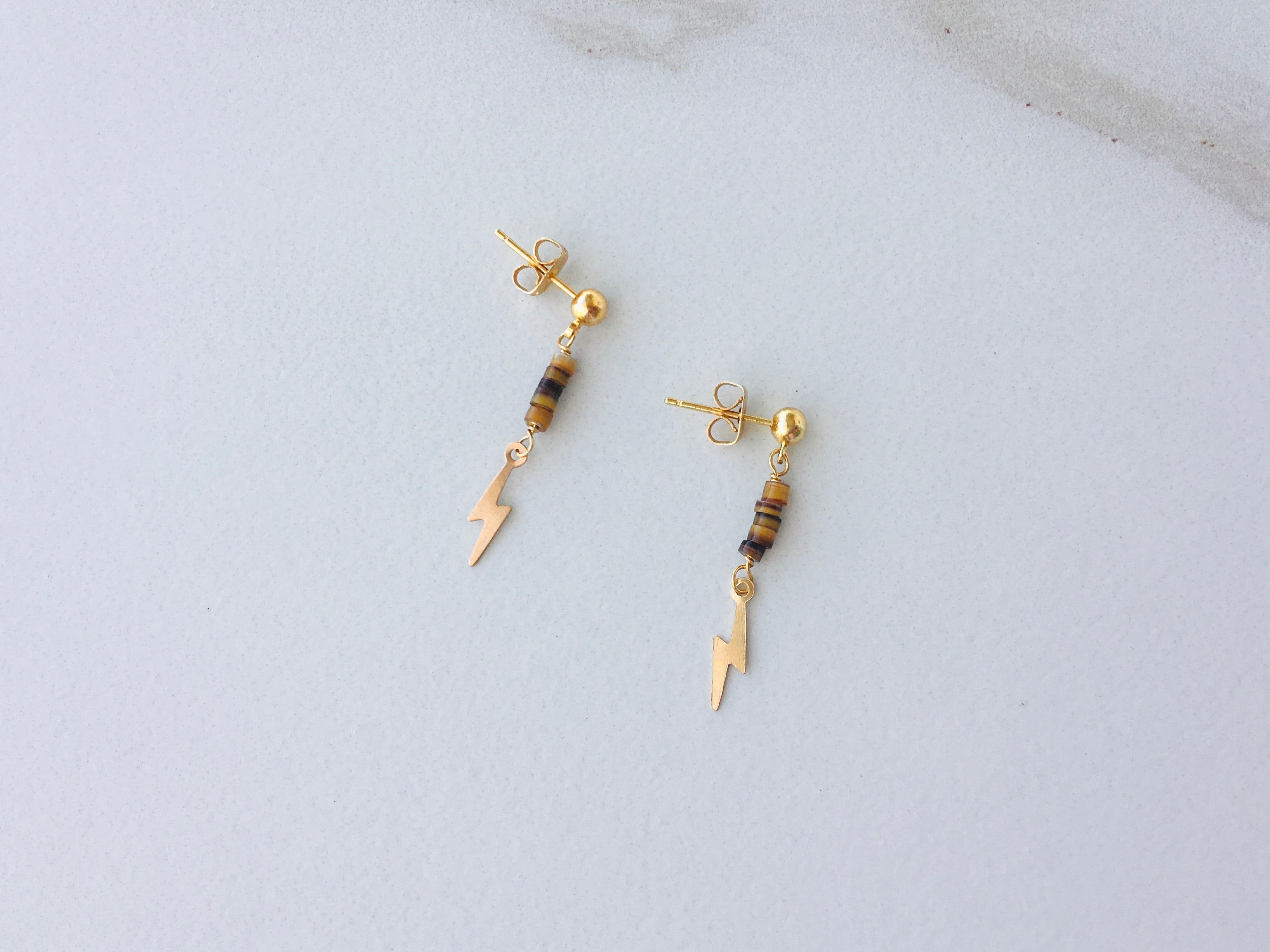 Summer Thunder Earrings