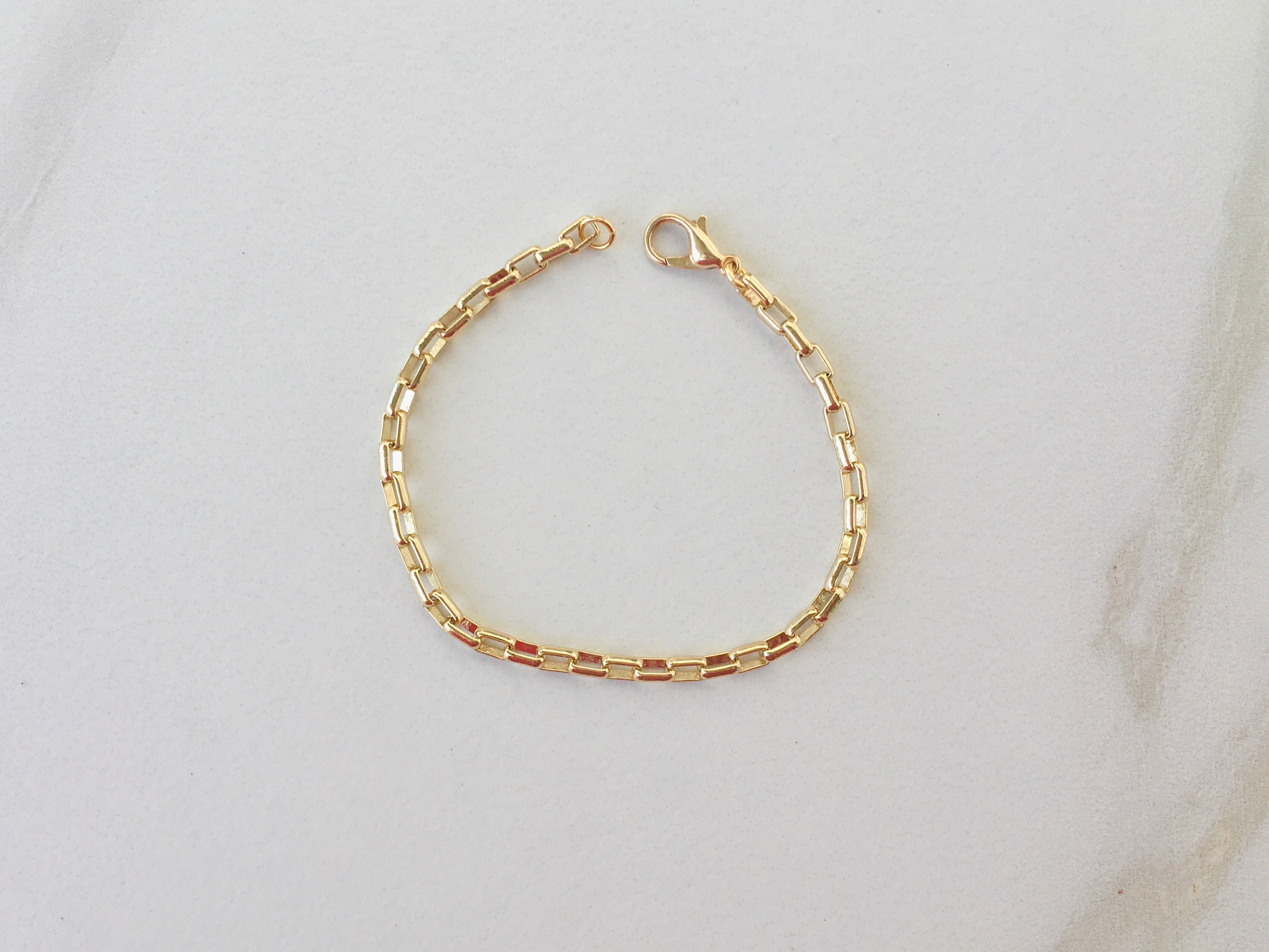 Royal Gold Chain Bracelet