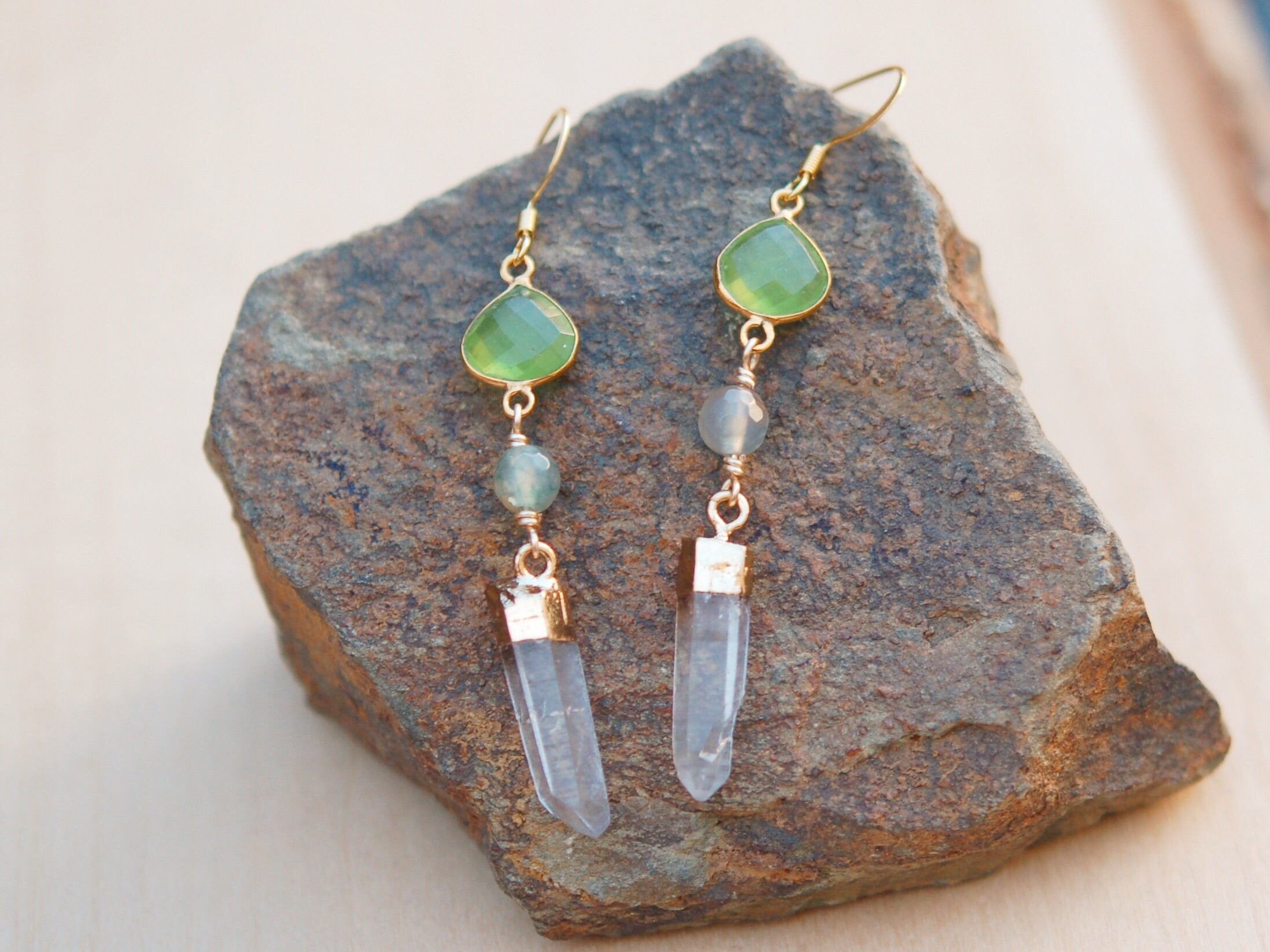 Stone Harbor Earrings