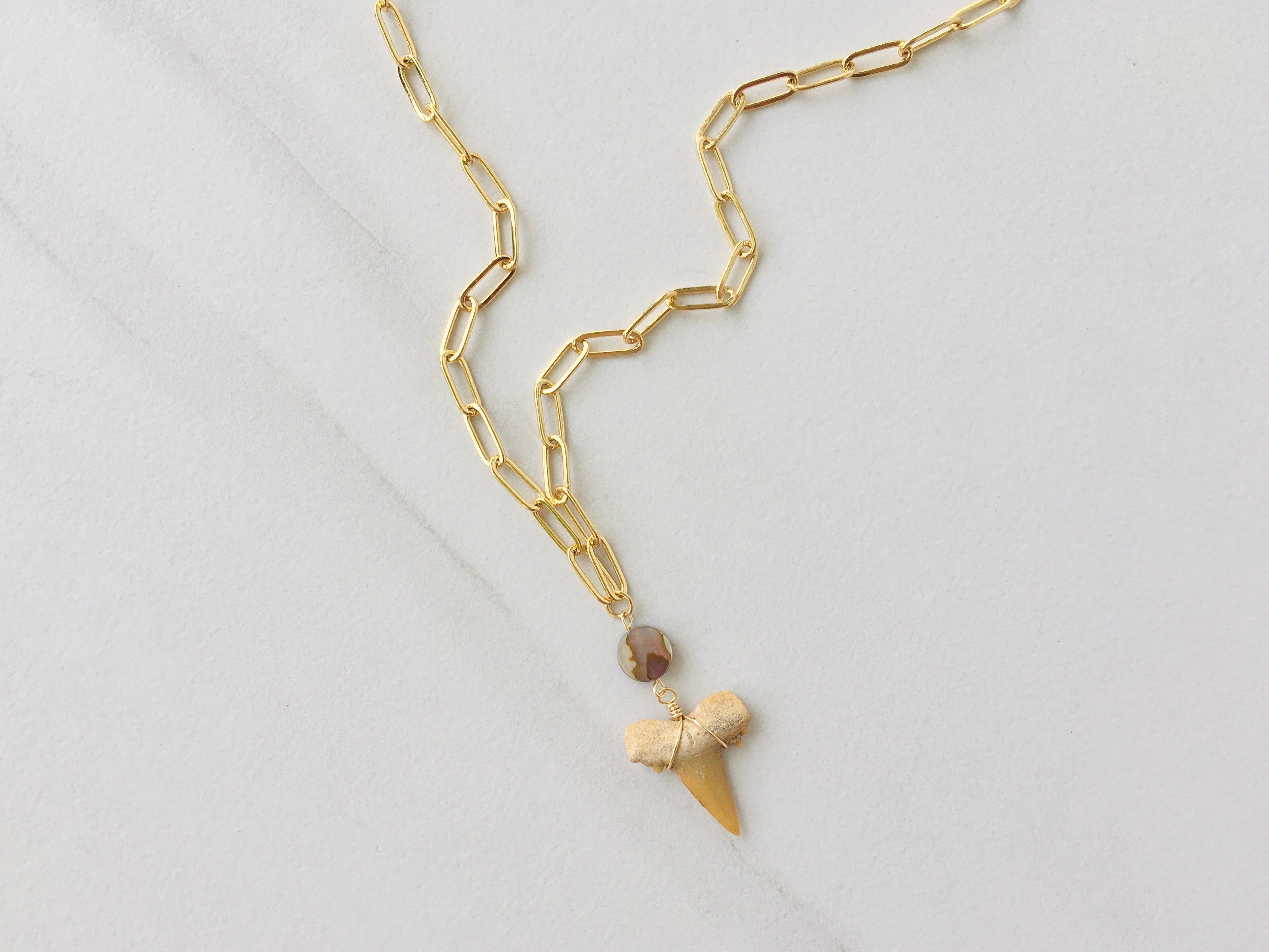 Atlantic Ocean Necklace