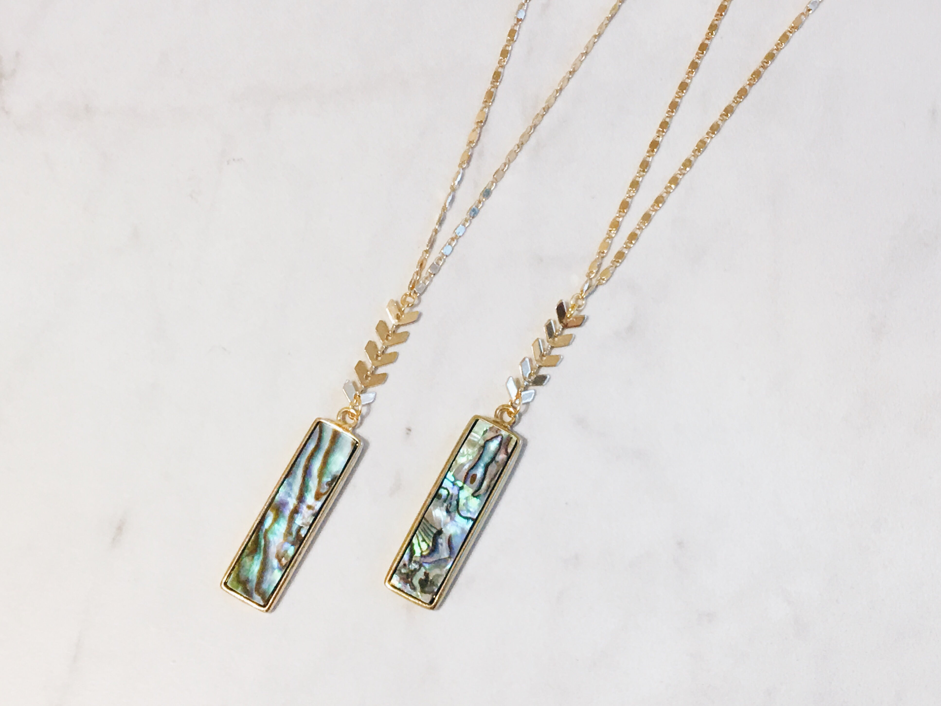 Abalone Cove Necklace