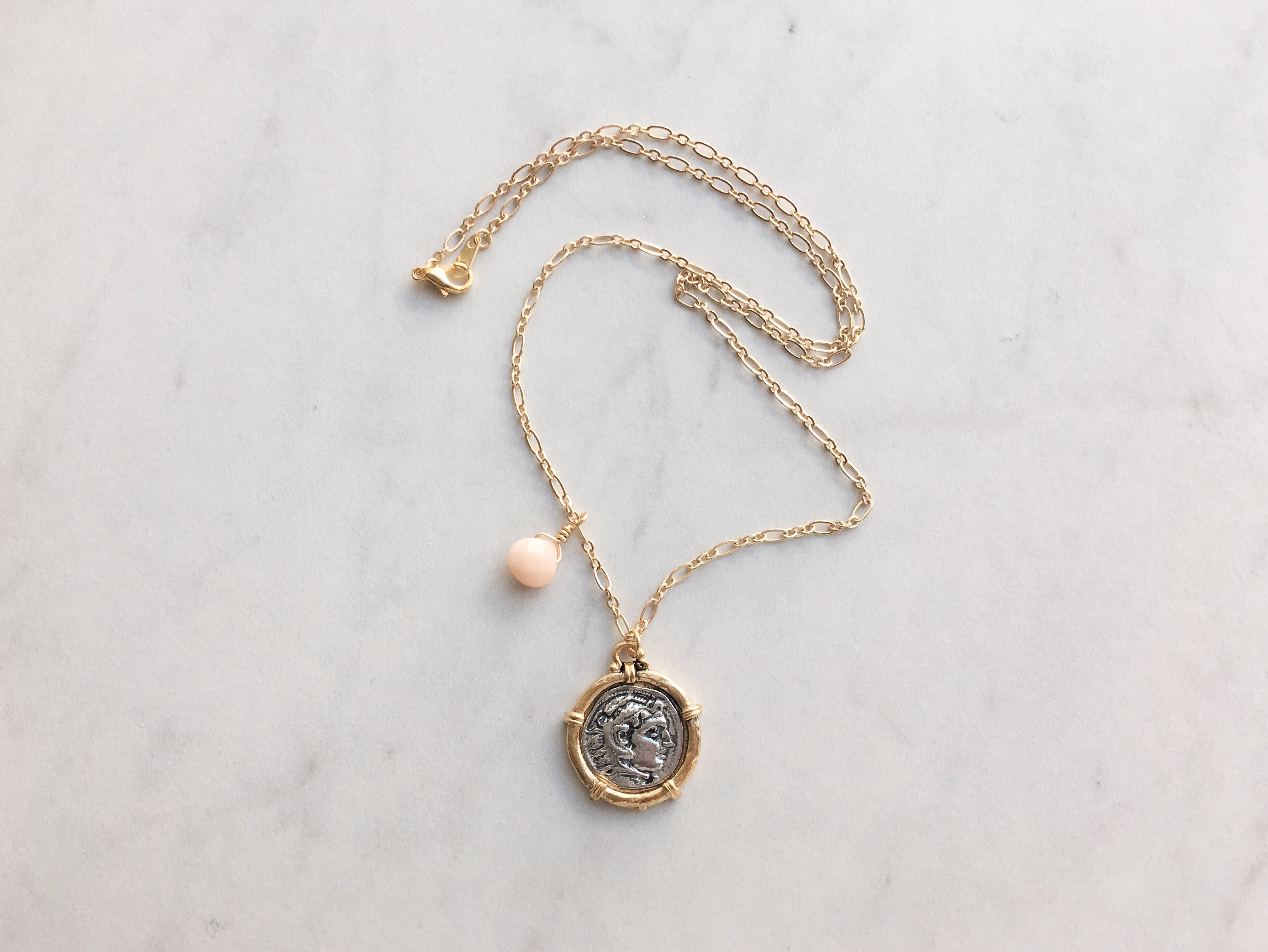 Apollo Coin Necklace