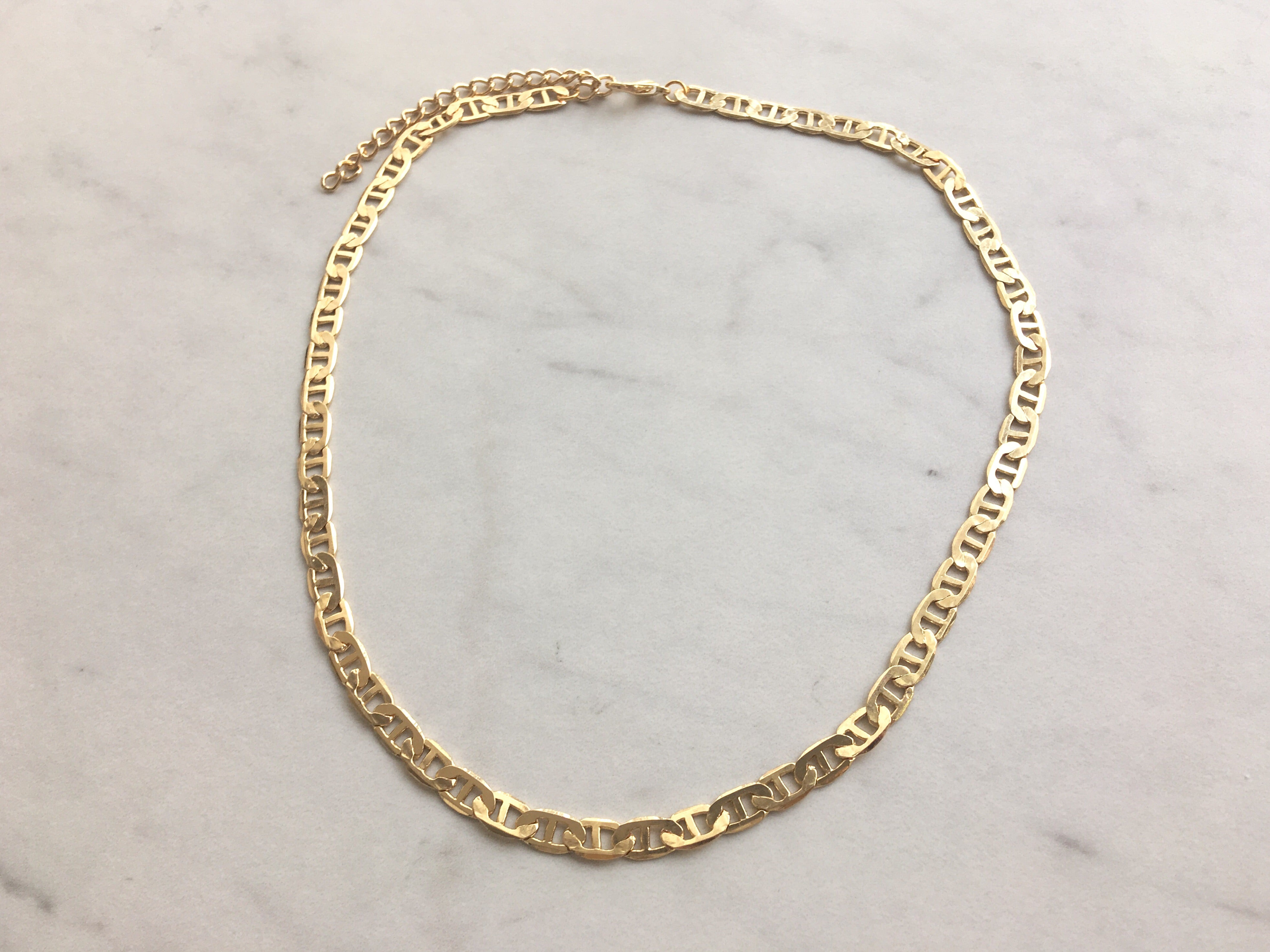 Classic Vibes Gold Necklace