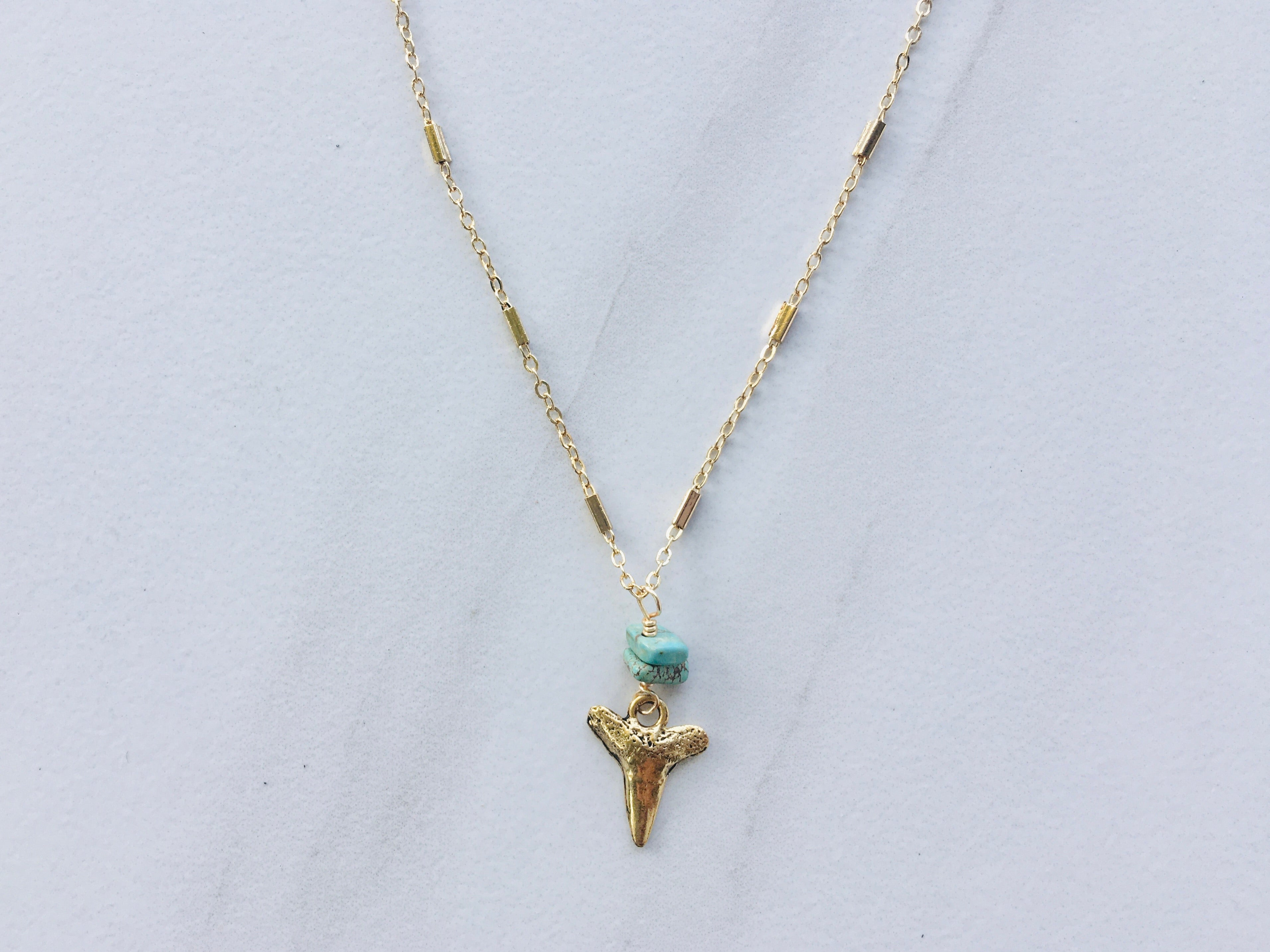 Ship Bottom Necklace