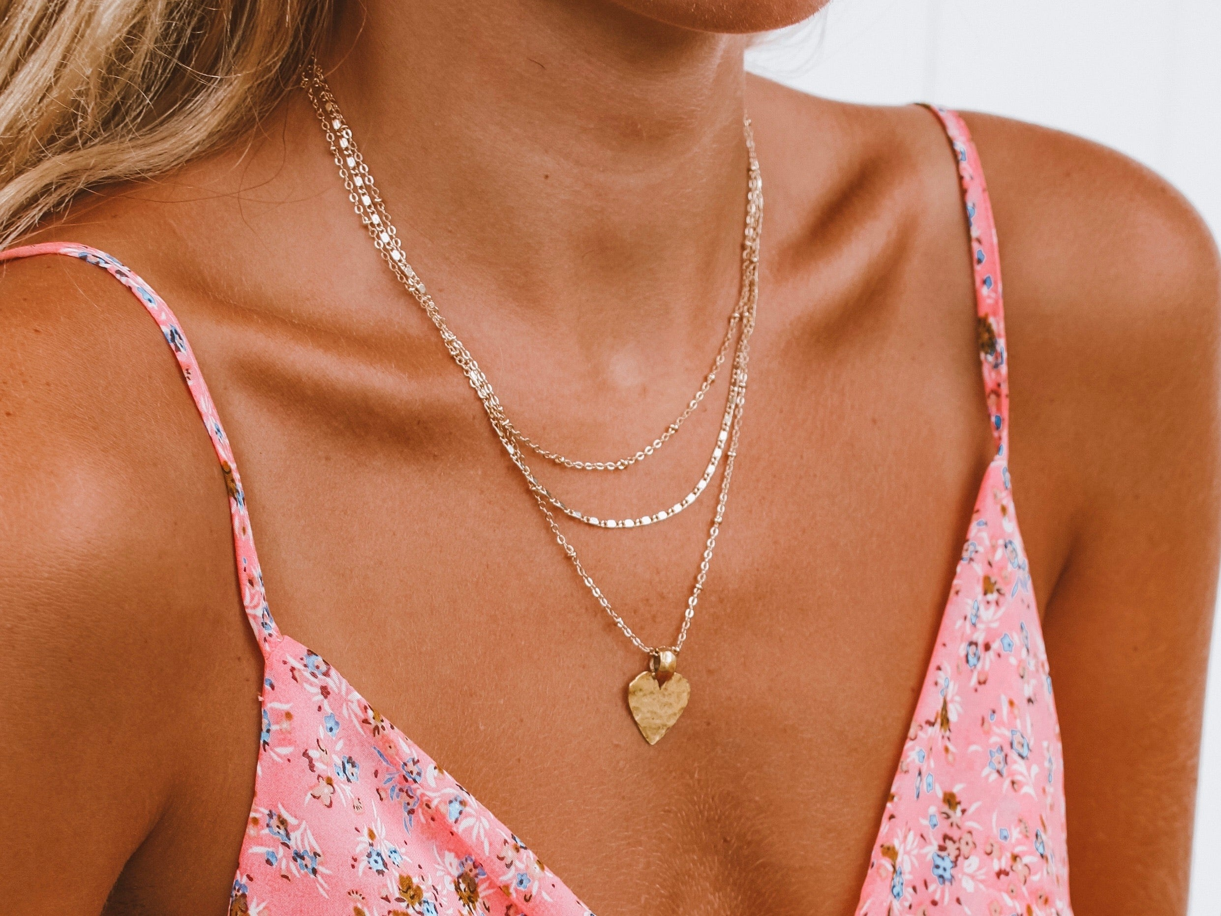 Runaway Love Layered Necklace