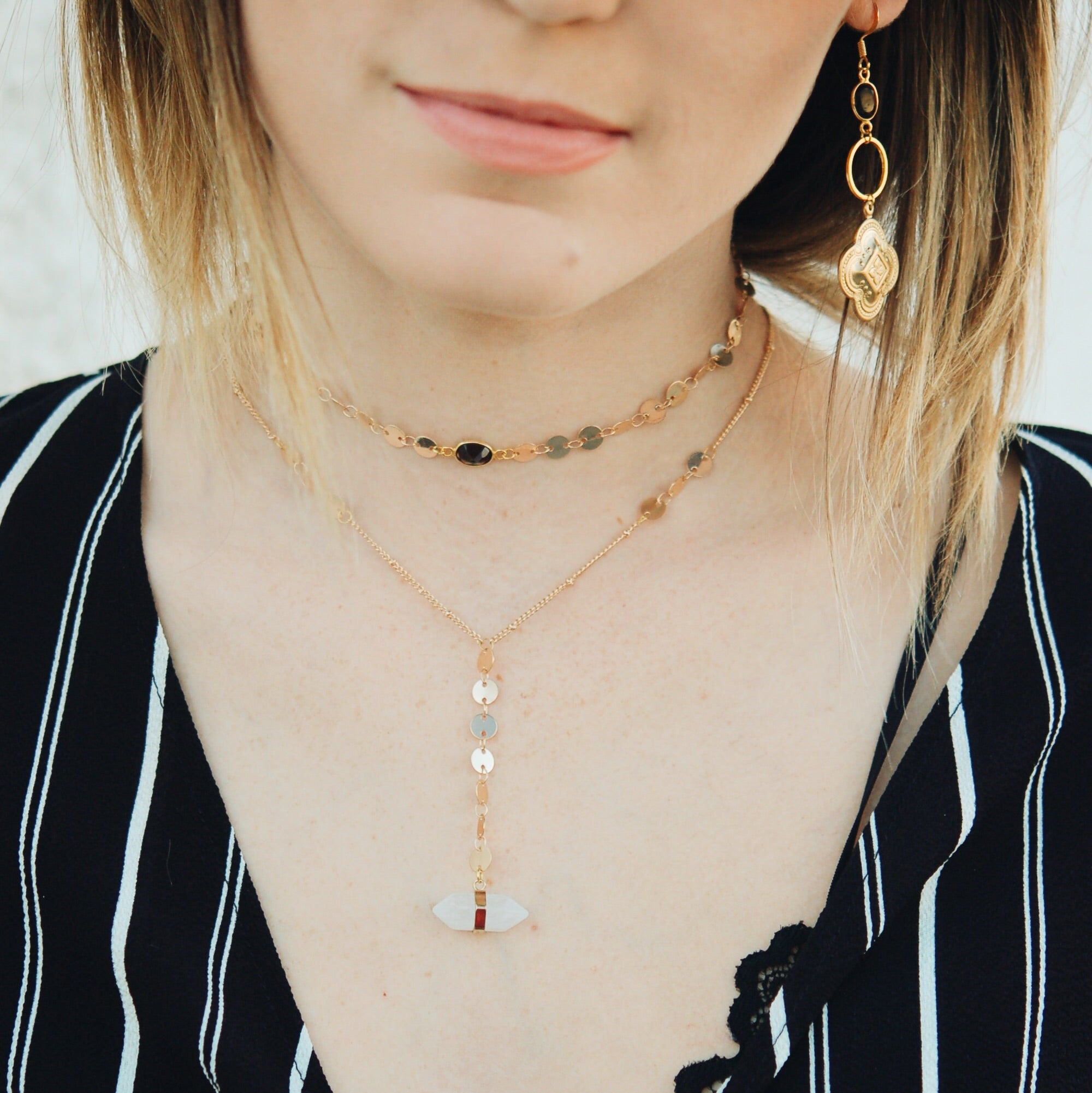 Ithaca Lariat Necklace