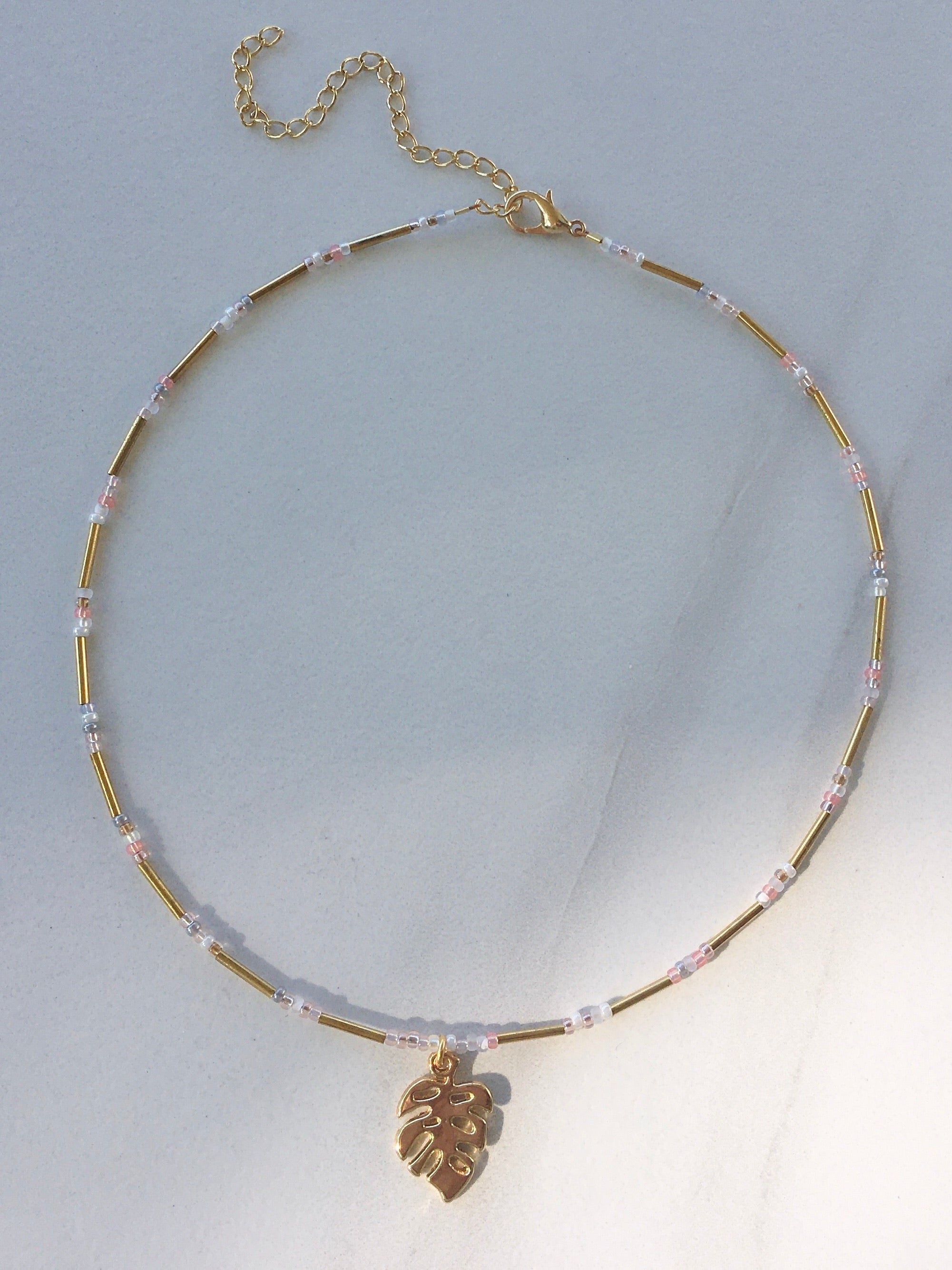 Gold Coast Palm Choker