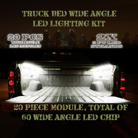 Chevy/GMC Universal Truck Bed Kit