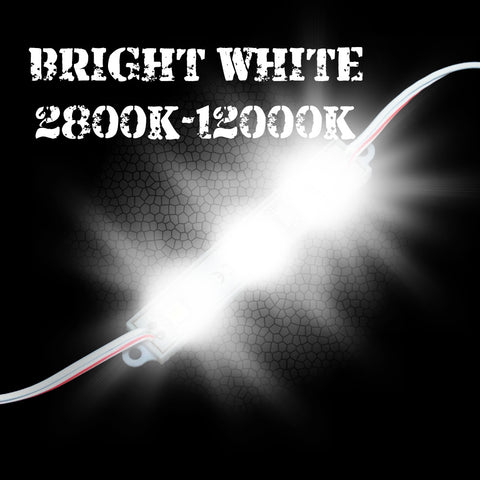 Bright LED pods for Truck Bed LED Lighting